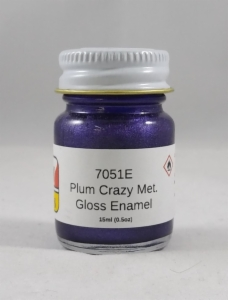 PLUM CRAZY METALLIC (GLOSS) - 15ML (2750)